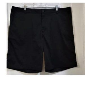 Nike Golf Men's Total Performance Black Shorts 42